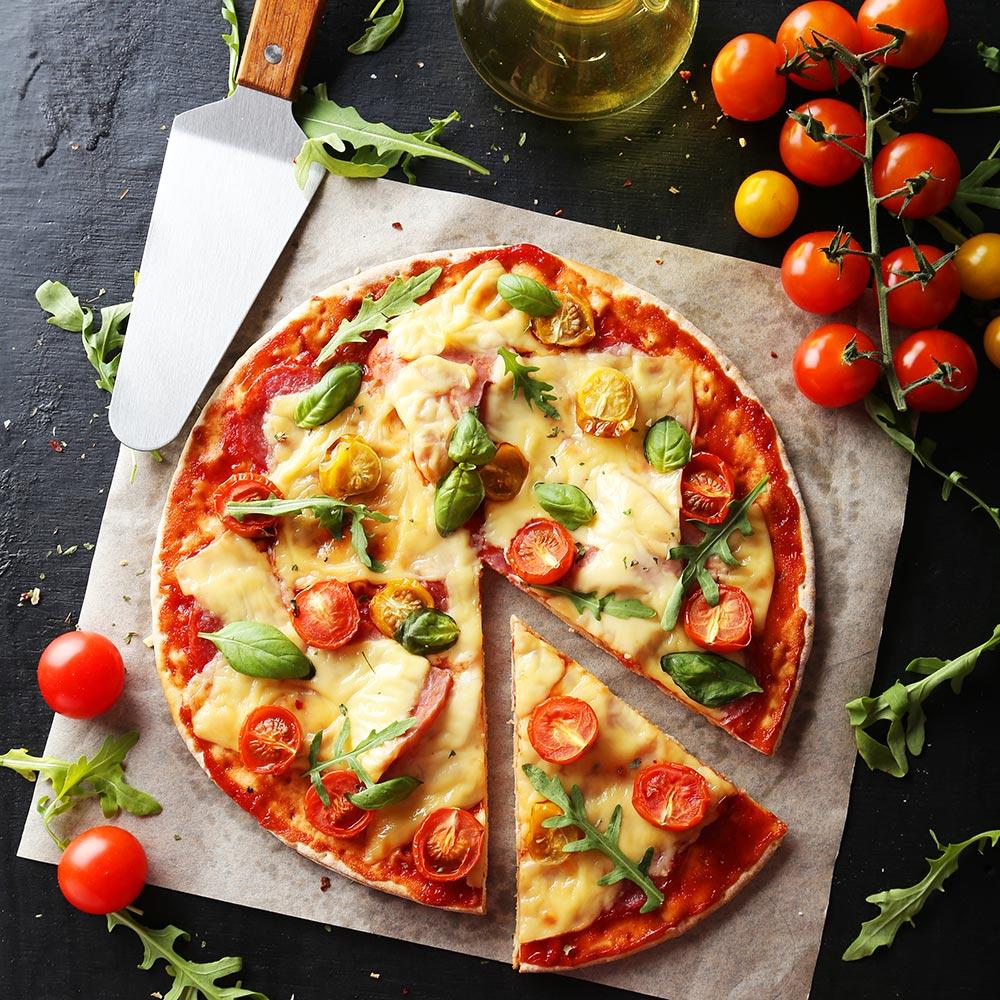 IJstijd IJssalons | Pizzatijd